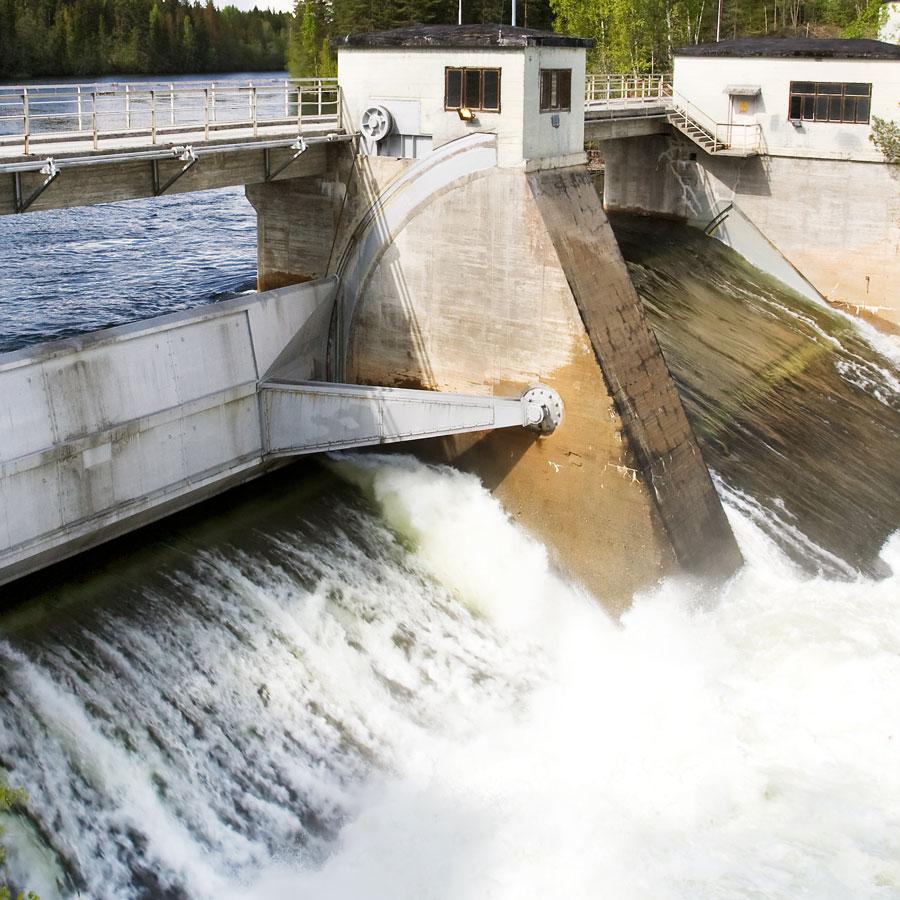 vattenenergi